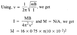 NCERT Solutions for Class 12 physics Chapter 5.5