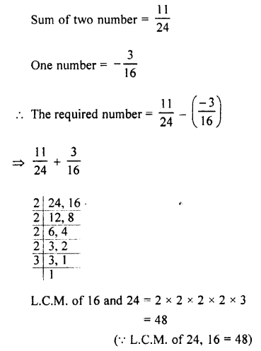 Selina Concise Mathematics class 7 ICSE Solutions - Rational Numbers-e4