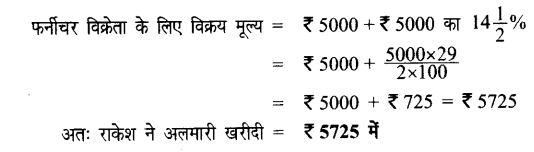 UP Board Solutions for Class 7 Maths Chapter 7 वाणिज्य गणित 32