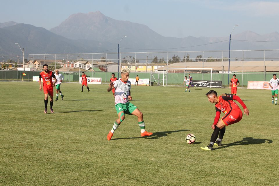 Deportes Limache 2-0 Brujas de Salamanca