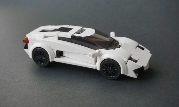兰博基尼Aventador