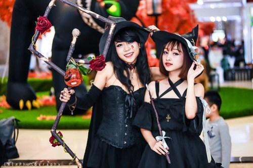 Hanoi Halloween event