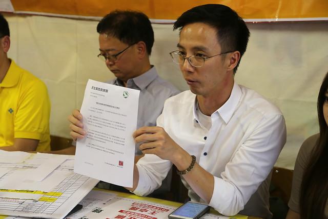 柯耀林批民主黨故意撞區霸道 林卓廷:佢違反政治倫理 | 獨媒報導 | 香港獨立媒體網