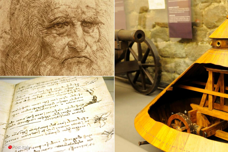 Vinci, cidade de Leonardo da Vinci, Toscana
