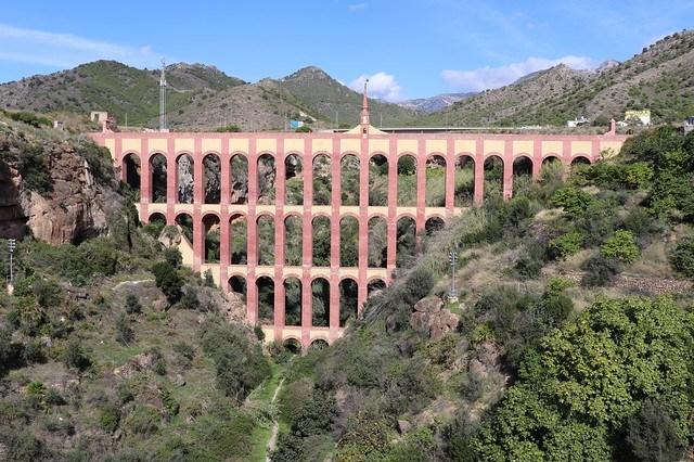 Acueducto Aguilas Nerja