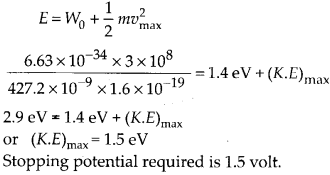 NCERT Solutions for Class 12 Physics Chapter 11 Dual Nature of Radiation and Matter 49