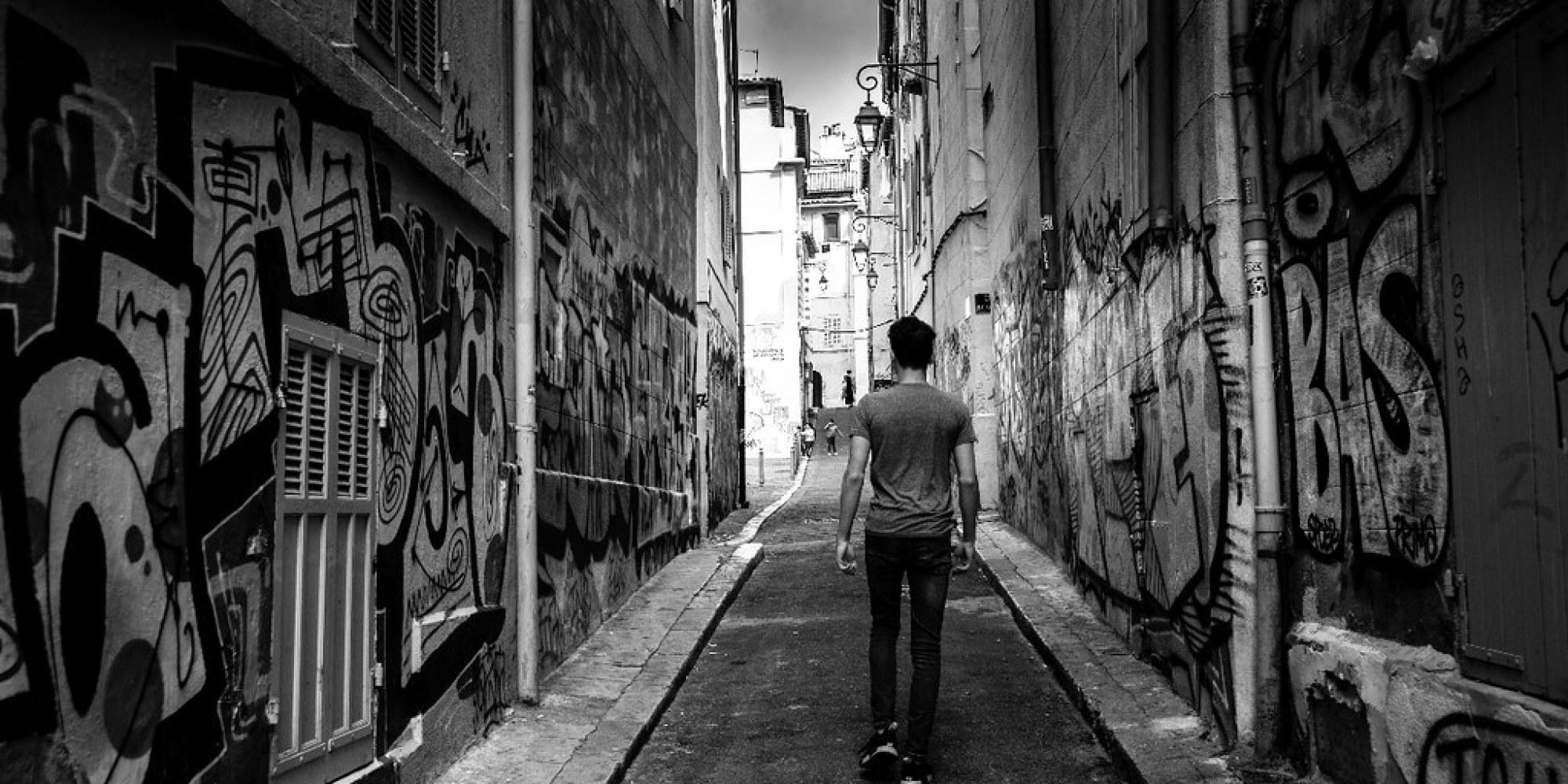 Marseille, le Panier, 16