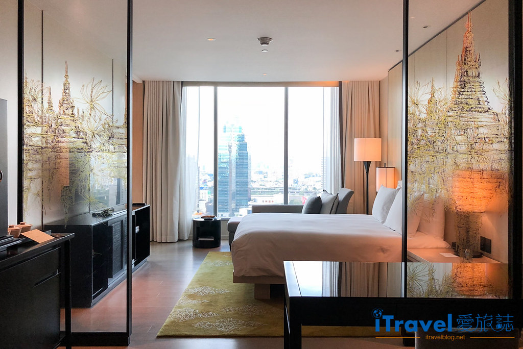曼谷柏悅飯店 Park Hyatt Bangkok (1)