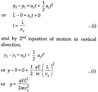 NCERT Solutions for Class 12 Physics Chapter 1 Electric Charges and Fields 39
