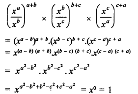 RD Sharma Class 9 Solutions Chapter 2 Exponents of Real Numbers VSAQS - 10a