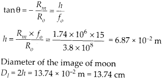 NCERT Solutions for Class 12 Physics Chapter 9 Ray Optics and Optical Instruments 30