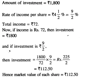 Selina Concise Mathematics Class 10 ICSE Solutions Chapterwise Revision Exercise 11