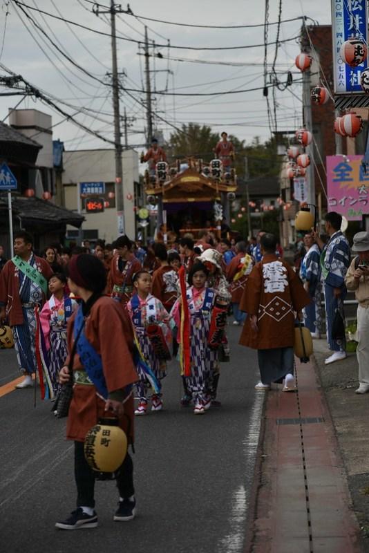 佐倉の秋祭り 02