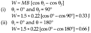 NCERT Solutions for Class 12 Physics Chapter 5 Magnetism and Matter 10