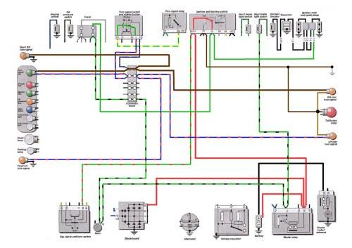 5 Series-Turn Signal Indicator Ground Path