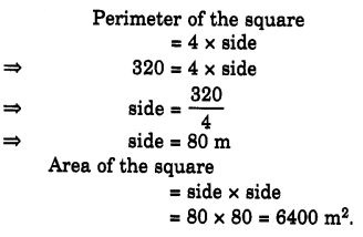 NCERT Solutions for Class 7 Maths Chapter 11 Perimeter and Area 2