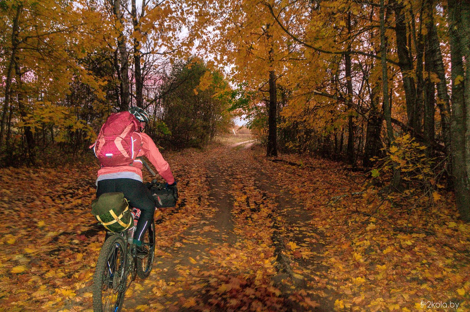 Велопоход вдоль Нёмана 2018