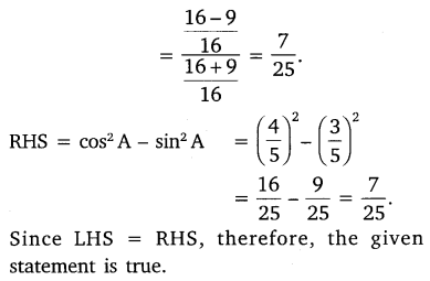 NCERT Solutions for Class 10 Maths Chapter 8 Introduction to Trigonometry 13