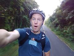 Bike Commuting on the W&OD