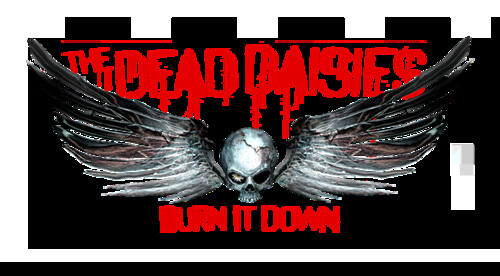 Dead Daisies Burn It Down Logo