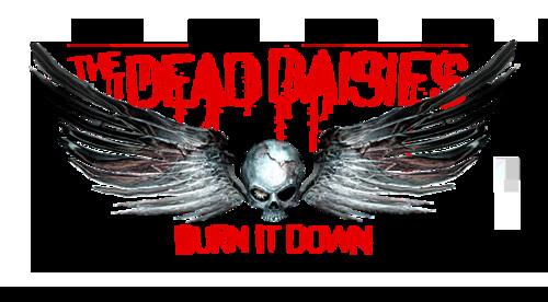 Dead Daisies Burn It Down Logo