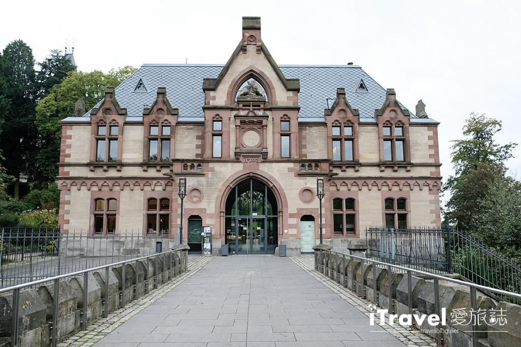 德國克尼格斯溫特爾景點 龍岩堡Schloss Drachenburg (36)