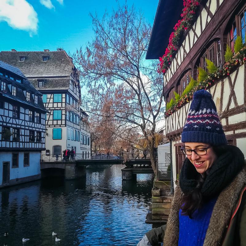 · Petit France de Estrasburgo · Pueblos más bonitos de Alsacia · Alsacia en Navidad ·