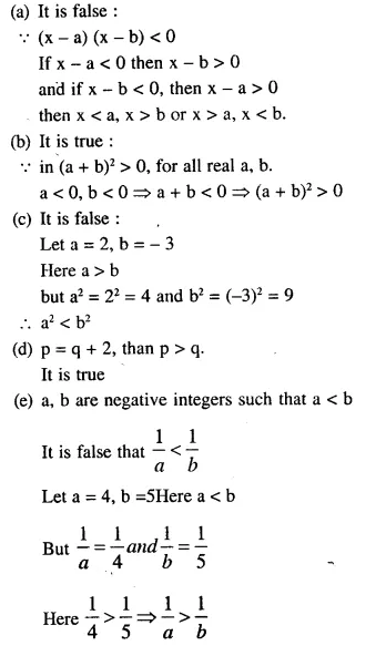 Selina Concise Mathematics Class 10 ICSE Solutions Chapterwise Revision Exercise 18