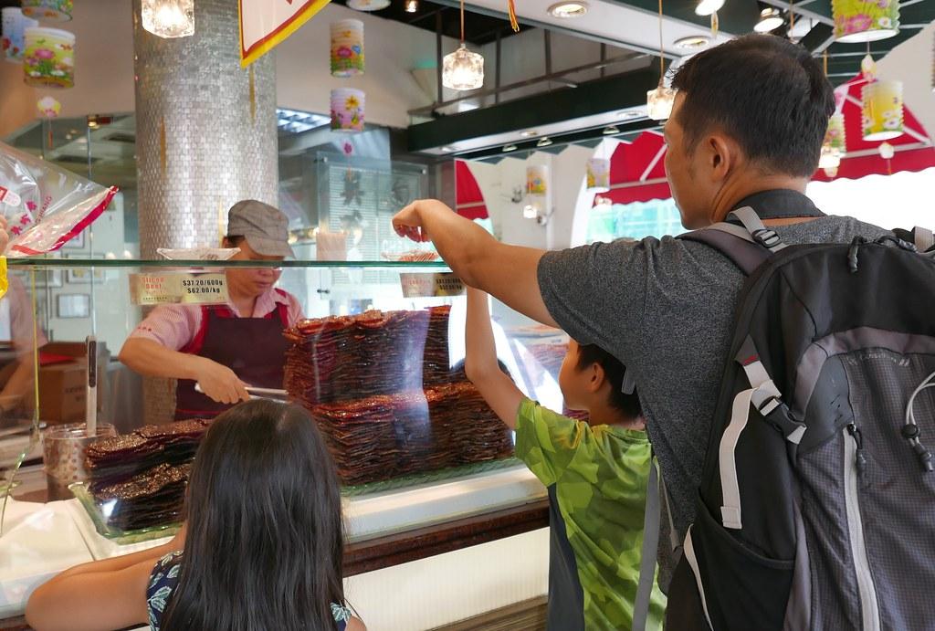 新加坡 美珍香肉乾