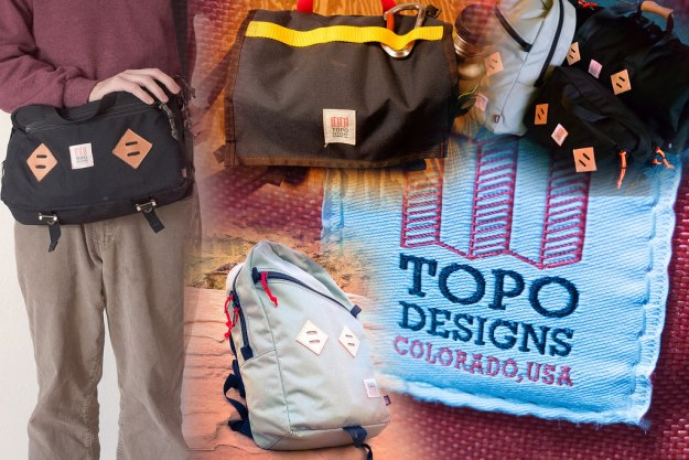 Topo Designs 30 Liter Travel Bag Review