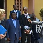 Visite du SI 05 nov 2018 au Ministère du Plan