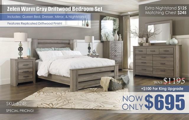Zelen Bedroom Set_Update B248-31-36-46-67-64-98-92_RS