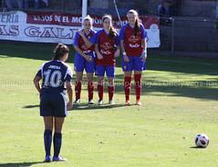 Gijón Fútbol Femenino 1-1 C.D. Monte