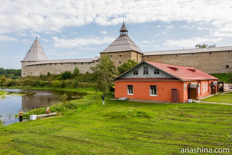 Ладожская крепость, Старая Ладога