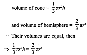 RD Sharma Class 9 Solutions Chapter 21 Surface Areas and Volume of a Sphere Ex 21.2 25