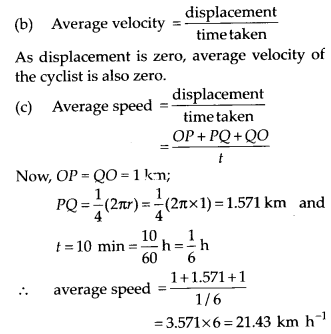 NCERT Solutions for Class 11 Physics Chapter 4 Motion of plane 8