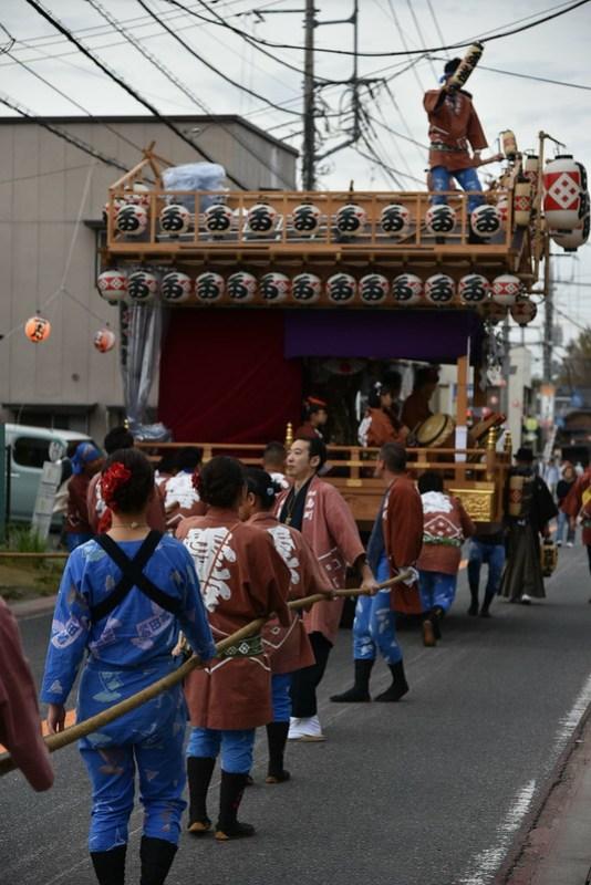 佐倉の秋祭り 04