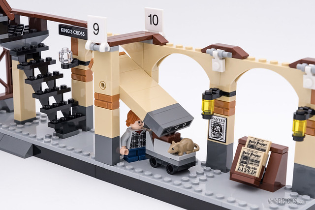 REVIEW LEGO Harry Potter 75955 Hogwarts Express