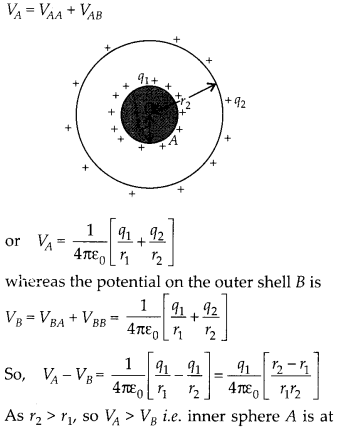 NCERT Solutions for Class 12 Physics Chapter 2 Electrostatic Potential and Capacitance 46