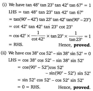 NCERT Solutions for Class 10 Maths Chapter 8 Introduction to Trigonometry 31