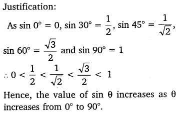NCERT Solutions for Class 10 Maths Chapter 8 Introduction to Trigonometry 25