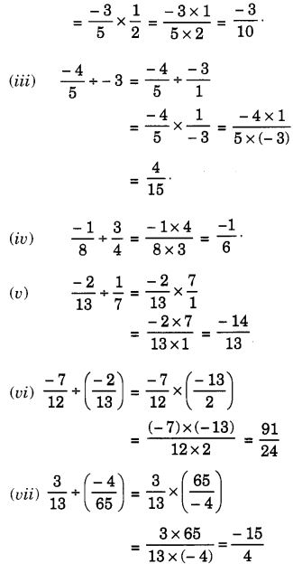 NCERT Solutions for Class 7 Maths Chapter 9 Rational Numbers 53