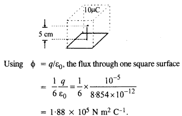 NCERT Solutions for Class 12 physics Chapter 1.15