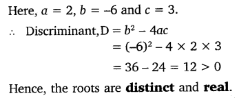 NCERT Solutions for Class 10 Maths Chapter 4 Quadratic Equations 42