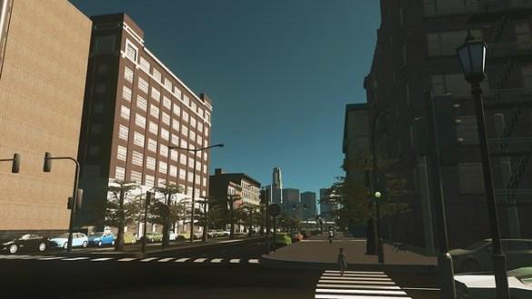 Cities Skylines - On The Ground