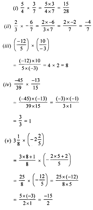 Selina Concise Mathematics class 7 ICSE Solutions - Rational Numbers-d1..