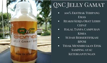 Review Obat Herbal QnC Jelly Gamat