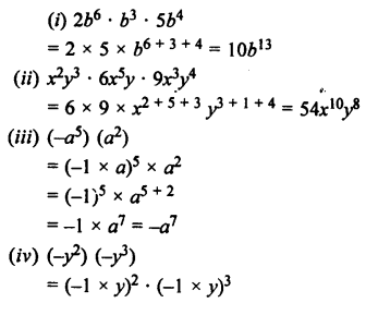 Selina Concise Maths class 7 ICSE Solutions - Exponents (Including Laws of Exponents)-3b.