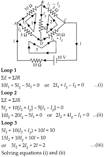 NCERT Solutions for Class 12 Physics Chapter 3 Current Electricity 12