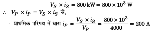 UP Board Solutions for Class 12 Physics Chapter 7 Alternating Current Q25